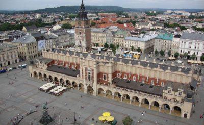 Viajar a Polonia krakovia