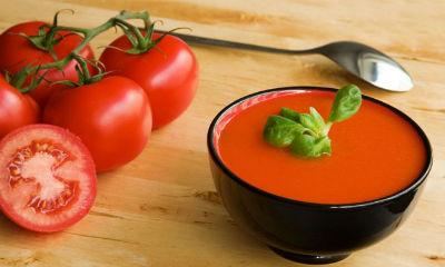 Gazpacho fuente de vitaminas y minerales