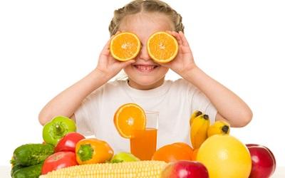 Vitamina C Ninos