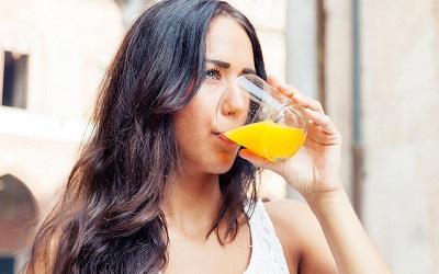 Zumo Naranja Vitamina C