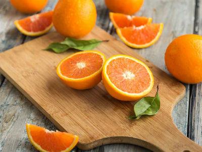 Beneficios de tomar naranjas