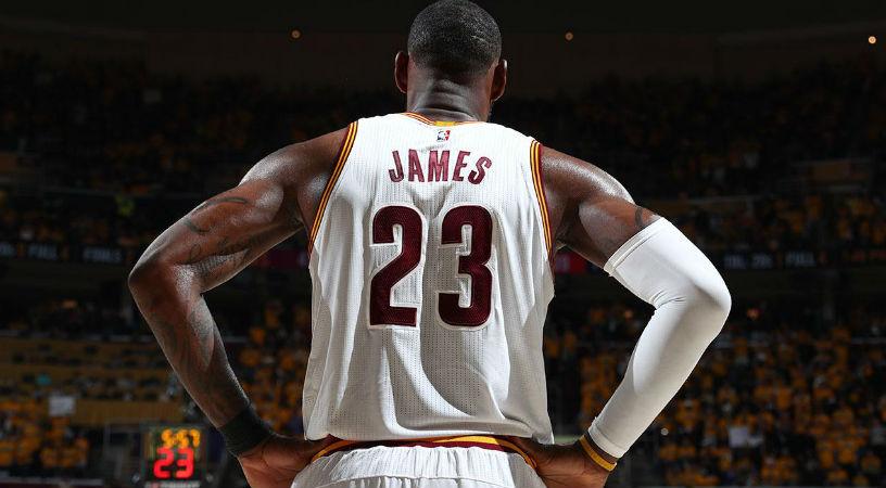 Merchandising deportivo NBA