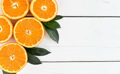 Naranjas contra el envejecimiento