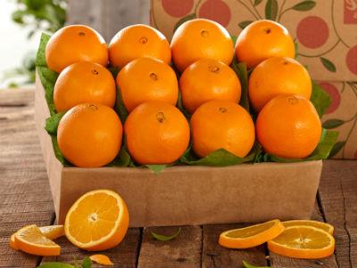 Naranjas para prevenir el cáncer y el riesgo de infarto