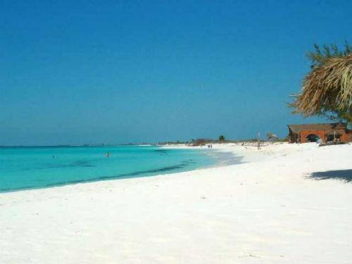 Playa Paraiso en Cayo Largo Cuba