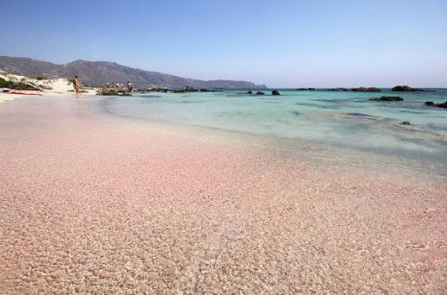 Playa de Elafonisi Grecia
