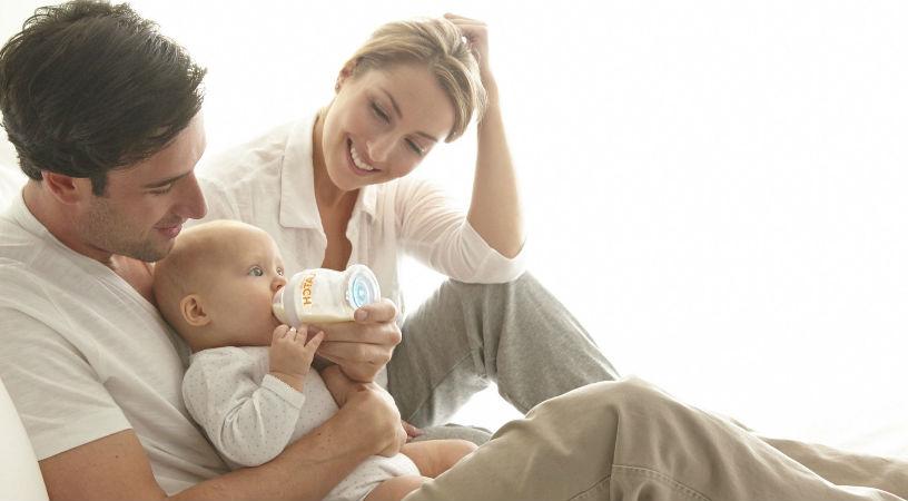 Como aliviar los colicos de tu bebe