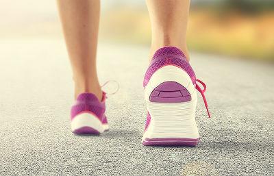 Forma de caminar