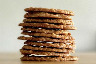 Hacer galletas saludables