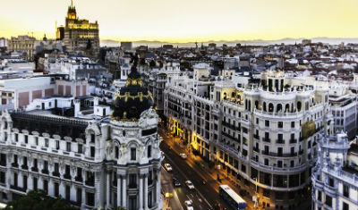Madrid de forma diferente