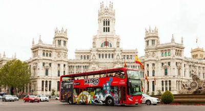 Tours para descubrir Madrid