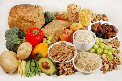 Alimentos para estrenimiento