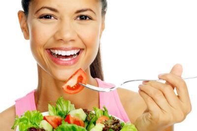 Dieta especial para los dientes
