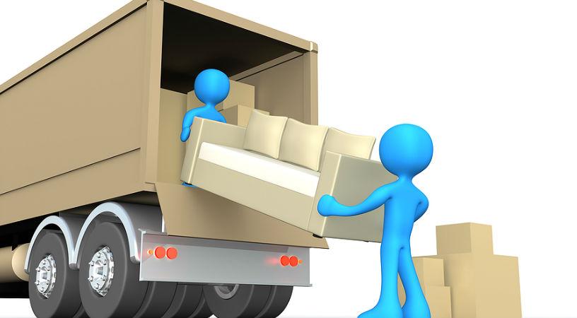 Empresa de mudanza de bienes