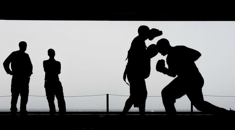 Comenzar a practicar boxeo