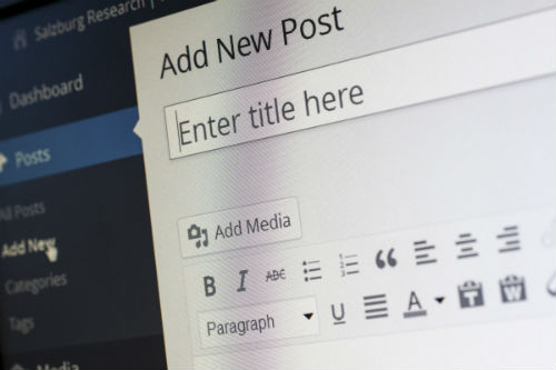 crear blog desde cero
