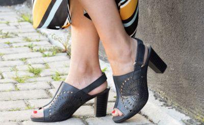 Cuidar los zapatos y las sandalias