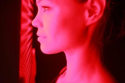 Terapia luz roja beneficios