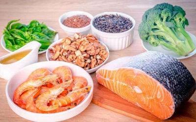 Alimentos triptofano