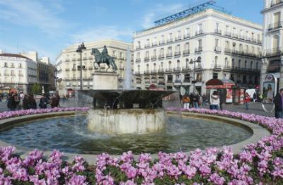 hoteles en el centro de madrid