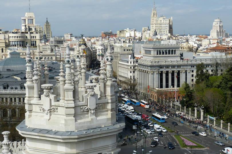madrid ciudad cosmopolita