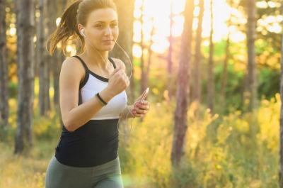 Hacer deporte y la salud