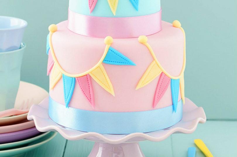 Tu propia tarta personalizada