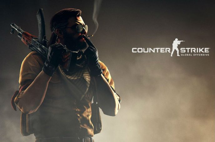 Counter Strike Global Offensive todo un exito