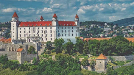 lugares turisticos Bratislava