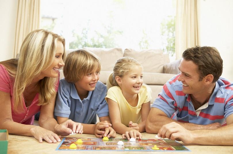 Entretenimiento para disfrutar en casa con la familia
