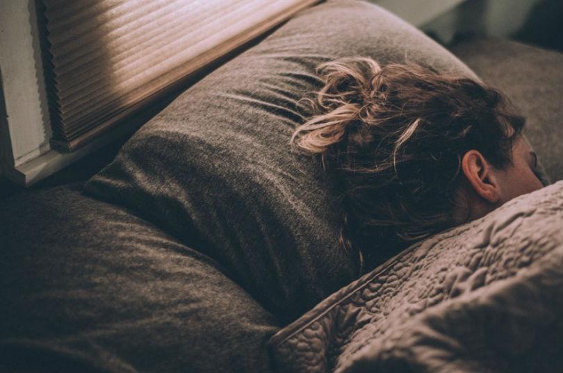 Mejor higiene postural para dormir