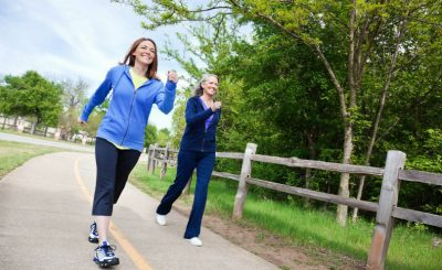 Beneficios del Power Walking