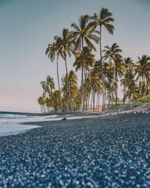 Paisajes hawaianos
