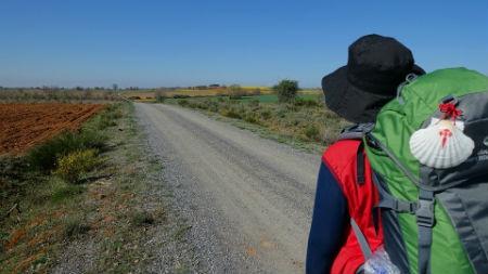 Realizar el Camino de santiago