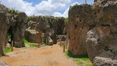 Fortaleza inca Sacsayhuamán