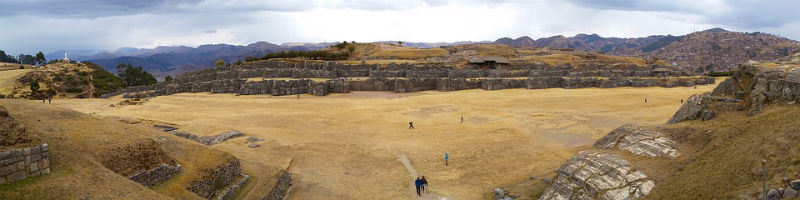 Sacsayhuaman Incas Peru