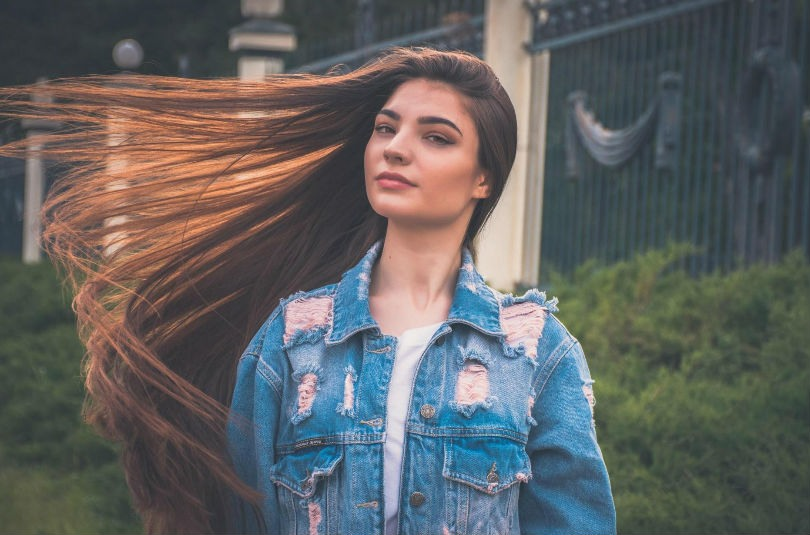 alisar el pelo rapido