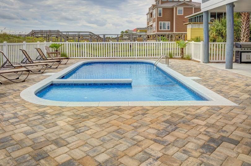 Diseño y mantenimiento de piscinas