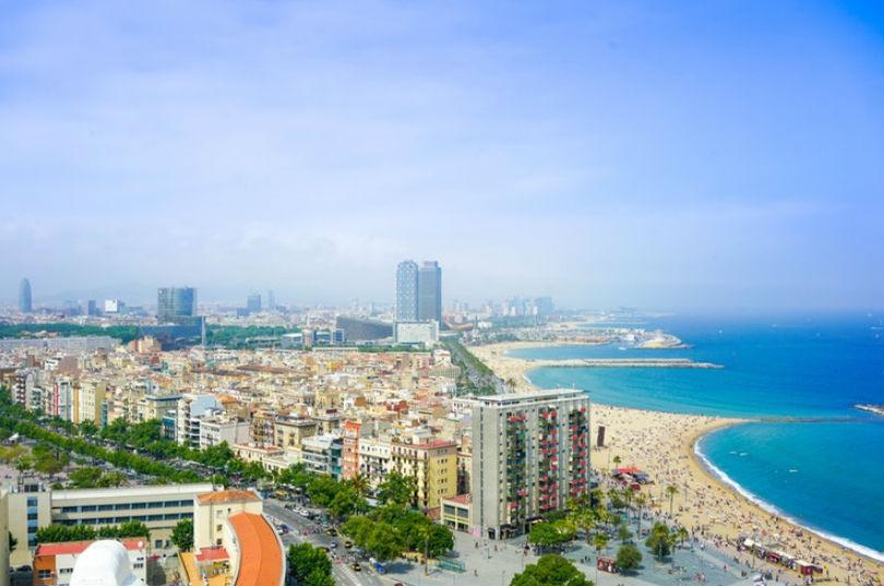 Llevate a Barcelona en la piel