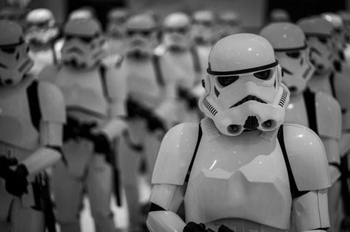 Star Wars en casa