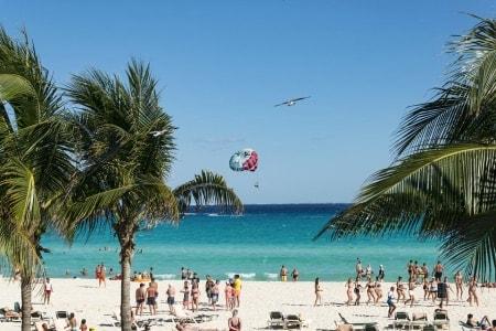 hoteles 5 estrellas en Cancun
