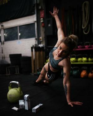 Motivarse en el gimnasio