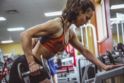 Motivarse en el gym