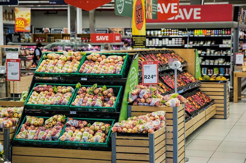 factores y comportamientos supermercado