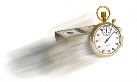 Desarrollo crediticio del futuro los préstamos instantáneos