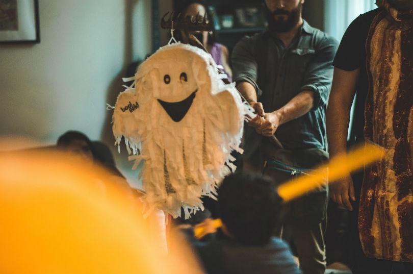 Decoración original para halloween