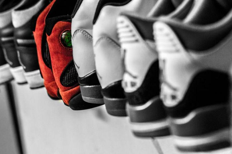 Elegir zapatillas de baloncesto