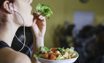 La mejor alimentacion antes y despues de tu jornada en el gimnasio