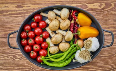 Mantener una buena salud alimenticia