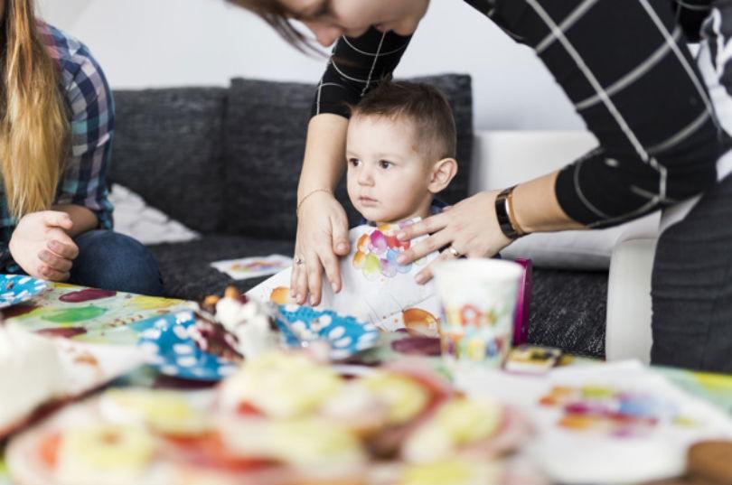Tartas de pañales regalo de moda entre los bebés